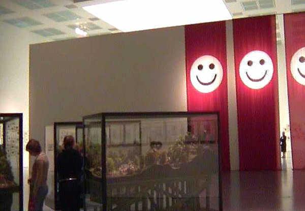 erster Raum vom Eingang aus betrachtet